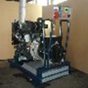 Электростанция дизельная мощностью 50кВа,1500 об, двигатель Ивеко фото