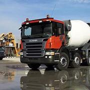 Доставка бетона по Ленинградской области и Санкт-Петербургу фото