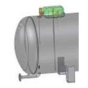 Резервуар для хранения сжиженных углеводородных газов (СУГ) фото