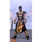 Огненное Фаер шоу - Gold фото