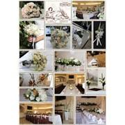 Оформление свадьбы. Букет невесты и оформление свадебного торжества фото
