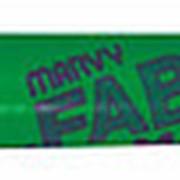 Маркер для светлых тканей MARVY MAR622, круглый, 2-4 мм, зеленый фото