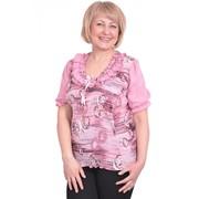 Блуза Ксюша круги а. п фото