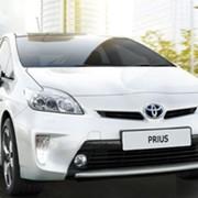 Обновленный TOYOTA Prius, Автомобили легковые фото