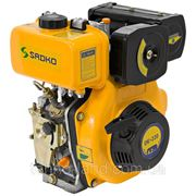 Двигатель дизельный SADKO DE 220 фото