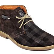Ботинки casual (замшевые) 29800/252/47 фото