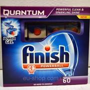 Таблетки для посудомоечной машины Finish QUANTUM 40шт фото