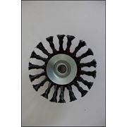 щетка проволочная дисковая 125 фото