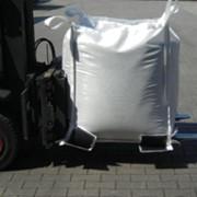 Мягкие контейнеры с установленной беспалетной системой. фото