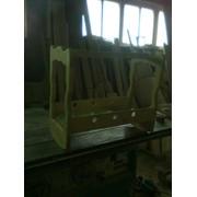 Люльки деревянные фото