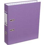 Регистратор Bantex Economy PLUS 1446-01, 70мм, фиолетовый фото