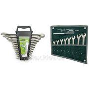Набор ключей комбинированных 12 ед. 6-22 мм 511-121 ЕВРО фото