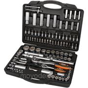 Набор инструментов MIOL 58-100 110шт. фото