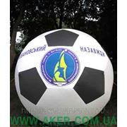 Пневмоконструкции — Футбольный мяч фото