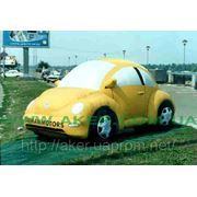 Пневмоконструкции Машина 3м фото