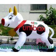 Пневмоконструкции Корова фото