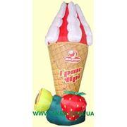 Пневмоконструкции Мороженое с фруктами 5м фото