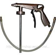 Пистолет DDCars для антигравийных и антикоррозионных покрытий, всасывающий UBS, пневматический фото