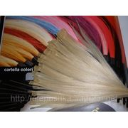 Капсулированные пряди для наращивания волос фото