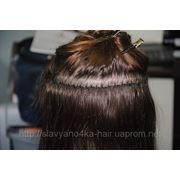Снятие нарощенных волос фото