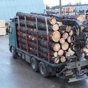 Услуги лесовоза Volvo фото