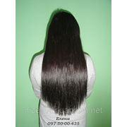 Капсульное наращивание волос. фото