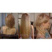 Наращивание волос Днепропетровск фото