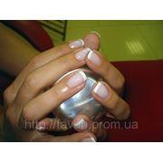 Экспресс наращивание ногтей фото
