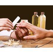 Укорачивание ногтей без коррекции фото