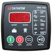 DATAKOM DKG-105 Контроллер автоматического управления генератором и ввода резервa фото