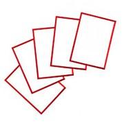 Магнитная слайд-рамка Magnetoplan , А4, 5шт/уп, красная 1130306 фото