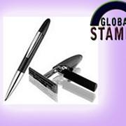Ручка со штампом фото