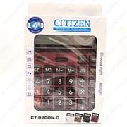 Электронный калькулятор Citizen CT-9200N-C 14 разрядный фото