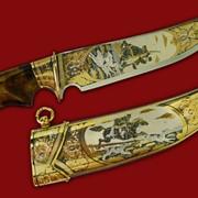 Нож Псовая охота фото