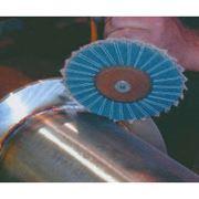 Круги шлифовальные лепестковые веерного типа КВО115х6, КВ115хМ14 фото