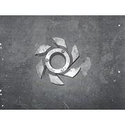 Фреза металлическая цельная насадная ГОСТ-227449-77 фото