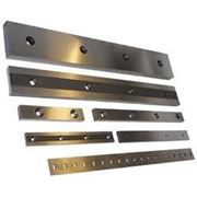 Ножи для гильотины ScTP 25 1250х100х40 фото