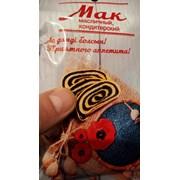 Мак масличный кондитерский фото