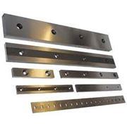 Ножи для гильотины Н-478 550х75х27 фото