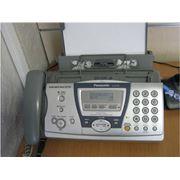 Факс Panasonic KX FP 148 фото