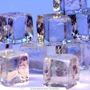 Лед пищевой чистый фото