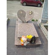 Детский памятник № 8 фото