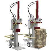 Дровокольный станок (дровокол), /гидравлический вертикального типа/ фото