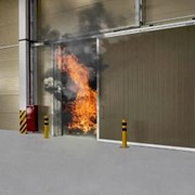 Противопожарные ворота EI60, EI90, EI120 фото