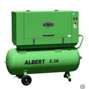 Компрессор винтовой Atmos Albert E50-10 (0,85 куб.м/мин) фото