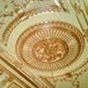 Декорирование золотом, позолота фото
