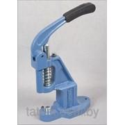 Пресс ручной TEP-1 для различной метала фурнитуры. фото