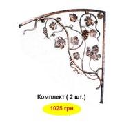 Изготовление кованых элементов под заказ фото