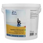 Активный кислород гранулированный для дезинфекции воды в бассейнах CHEMOFORM Аквабланк О2 фото