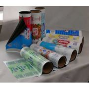 пленка трехслойная для упаковки молочной продукции (молочка) фото